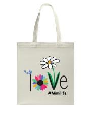 LOVE MIMI LIFE - ART Tote Bag thumbnail