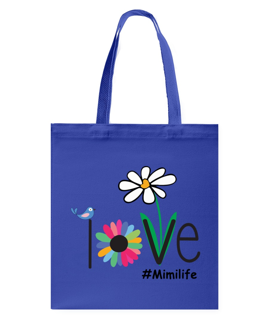 LOVE MIMI LIFE - ART Tote Bag