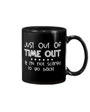 SCHOOL DAY - I'M NOT SCARED TO GO BACK Mug thumbnail
