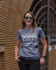 1ST GRADE SQUAD - I'LL BE THERE FOR YOU Ladies T-Shirt lifestyle-women-crewneck-front-2