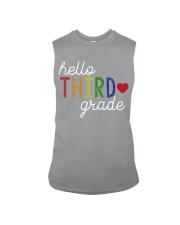HELLO THIRD GRADE Sleeveless Tee thumbnail