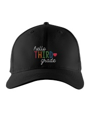 HELLO THIRD GRADE Embroidered Hat thumbnail