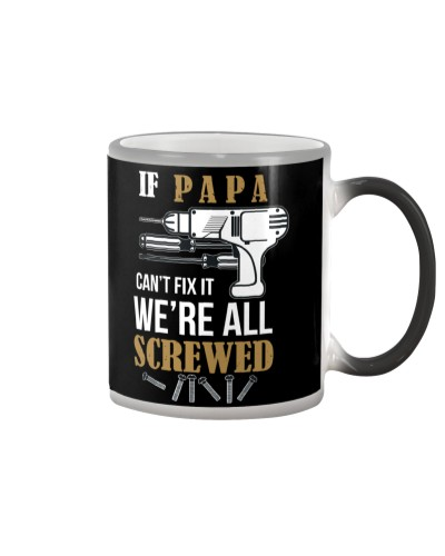 PAPA CAN FIX IT - ART