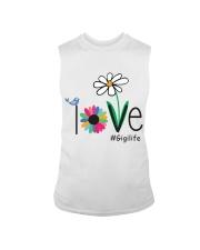 LOVE GIGI LIFE - ART Sleeveless Tee thumbnail