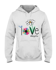LOVE GIGI LIFE - ART Hooded Sweatshirt thumbnail