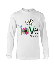 LOVE GIGI LIFE - ART Long Sleeve Tee thumbnail