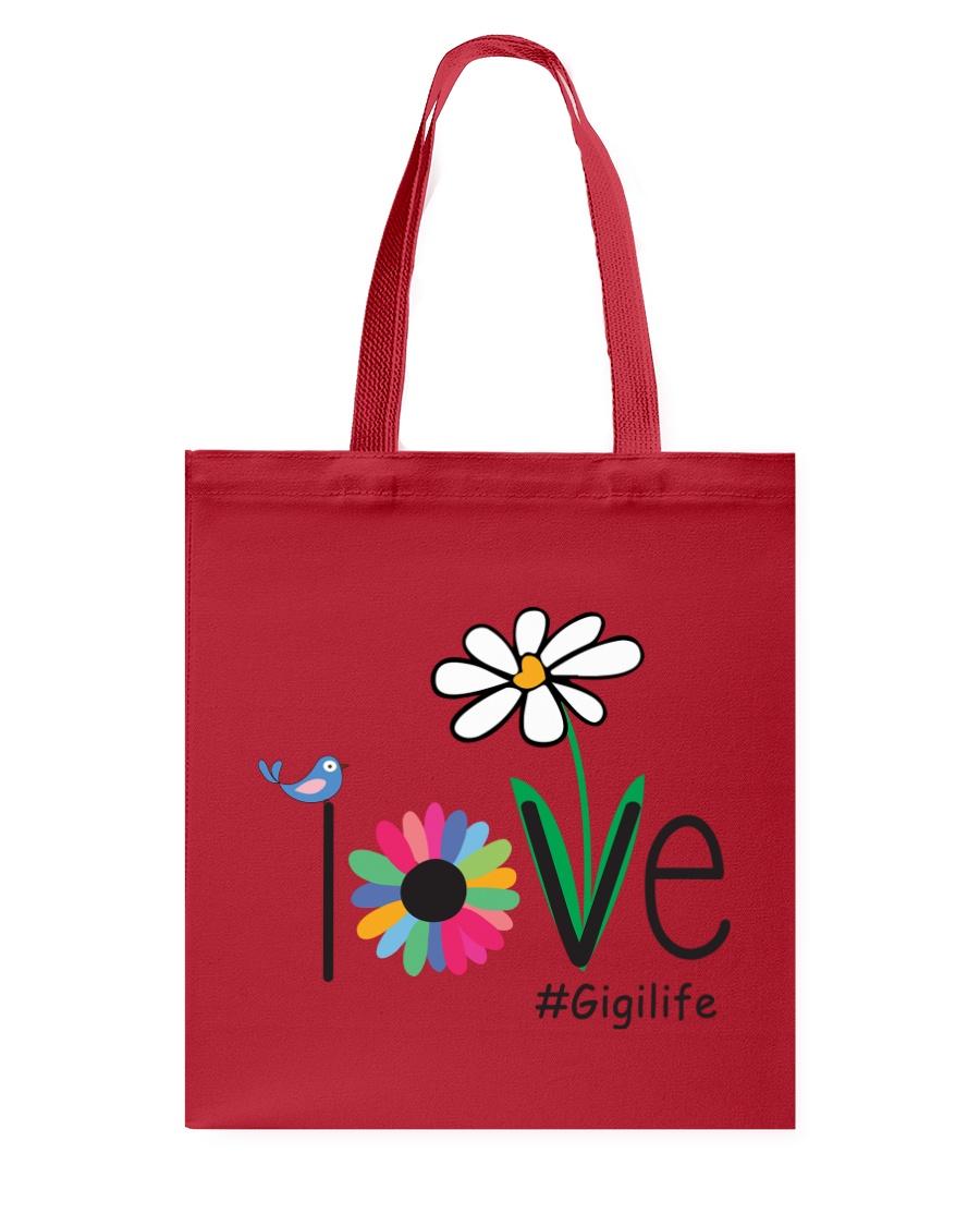LOVE GIGI LIFE - ART Tote Bag