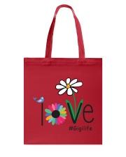 LOVE GIGI LIFE - ART Tote Bag front