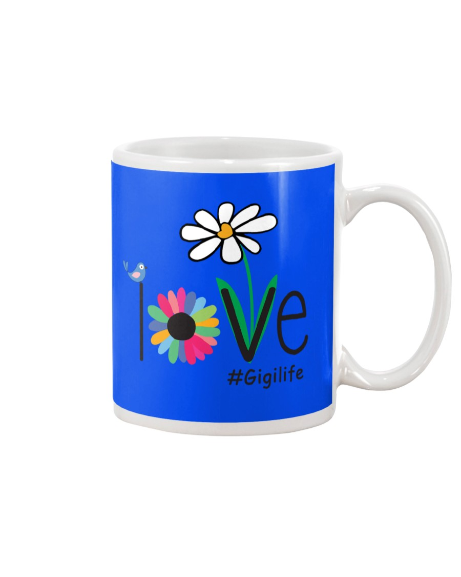 LOVE GIGI LIFE - ART Mug