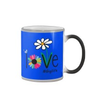 LOVE GIGI LIFE - ART Color Changing Mug color-changing-right