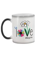 LOVE GIGI LIFE - ART Color Changing Mug color-changing-left