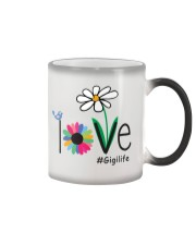 LOVE GIGI LIFE - ART Color Changing Mug color-changing-right