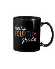 HELLO FOURTH GRADE Mug thumbnail
