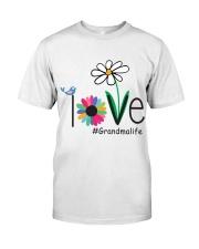 LOVE GRANDMA LIFE - ART Classic T-Shirt thumbnail