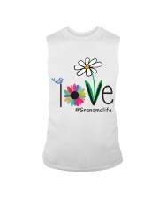 LOVE GRANDMA LIFE - ART Sleeveless Tee thumbnail