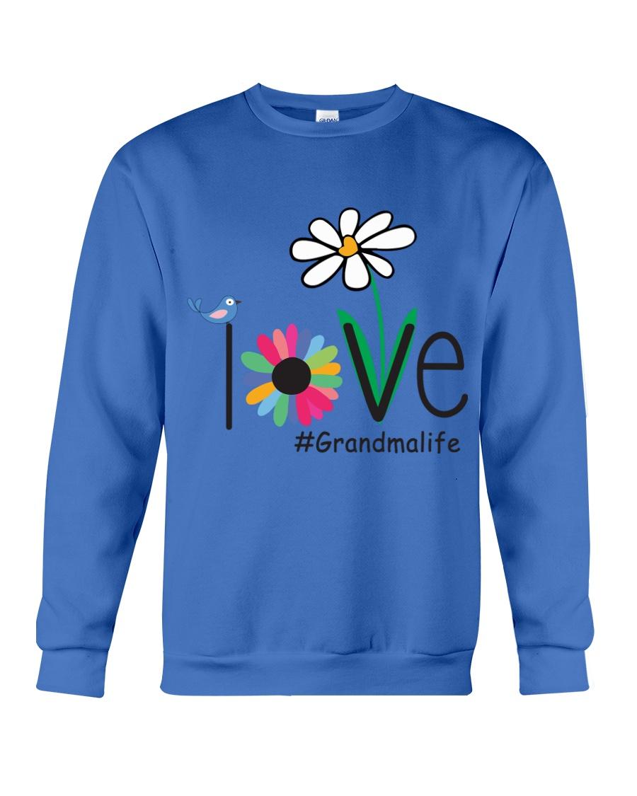 LOVE GRANDMA LIFE - ART Crewneck Sweatshirt