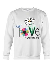 LOVE GRANDMA LIFE - ART Crewneck Sweatshirt thumbnail