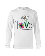 LOVE GRANDMA LIFE - ART Long Sleeve Tee thumbnail