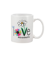 LOVE GRANDMA LIFE - ART Mug thumbnail