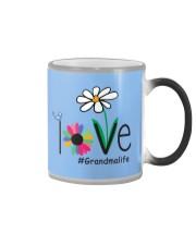 LOVE GRANDMA LIFE - ART Color Changing Mug color-changing-right
