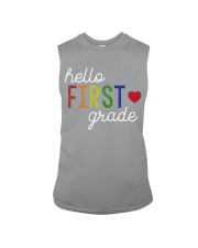 HELLO FIRST GRADE Sleeveless Tee thumbnail