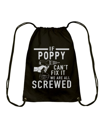 IF POPPY CAN'T FIX IT - WE ARE ALL SCREWED