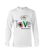 LOVE GRAMMY LIFE - ART Long Sleeve Tee thumbnail