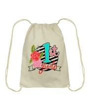 1ST GRADE - ART Drawstring Bag thumbnail