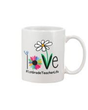 1ST GRADE TEACHER LIFE Mug tile