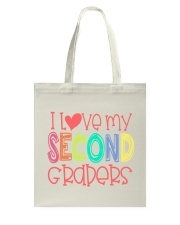SECOND GRADERS - I LOVE YOU Tote Bag thumbnail