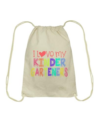 KINDERGARTENERS - I LOVE YOU