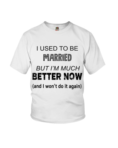 I Used To Be Married