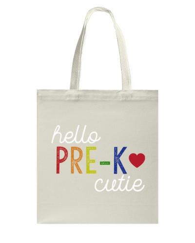 HELLO PRE-K CUTIE