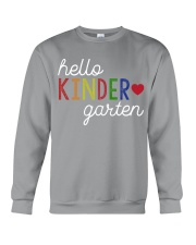 HELLO KINDER GARTEN Crewneck Sweatshirt thumbnail