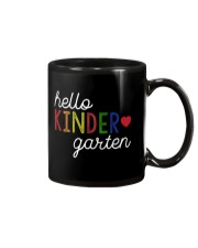 HELLO KINDER GARTEN Mug thumbnail