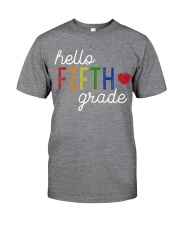 HELLO FIFTH GRADE Classic T-Shirt thumbnail