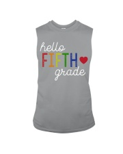 HELLO FIFTH GRADE Sleeveless Tee thumbnail