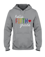 HELLO FIFTH GRADE Hooded Sweatshirt thumbnail