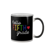 HELLO FIFTH GRADE Color Changing Mug thumbnail