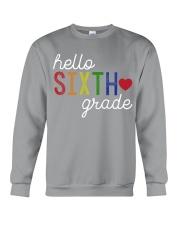 HELLO SIXTH GRADE Crewneck Sweatshirt thumbnail