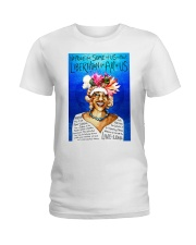 Marsha P Johnson LGBT Pride T-Shirt Ladies T-Shirt thumbnail