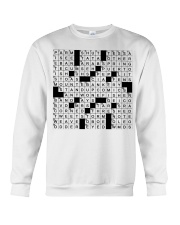 Stuffed shirt crossword clue Crewneck Sweatshirt thumbnail