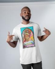 Marsha P Johnson Pride Month T-Shirt Classic T-Shirt apparel-classic-tshirt-lifestyle-front-32