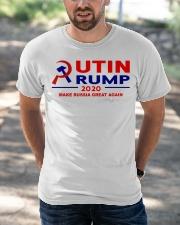 Putin Trump 2020 Make Russia Great Again Trump Classic T-Shirt apparel-classic-tshirt-lifestyle-front-50