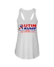Putin Trump 2020 Make Russia Great Again Trump Ladies Flowy Tank thumbnail