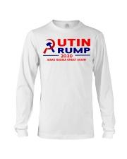Putin Trump 2020 Make Russia Great Again Trump Long Sleeve Tee thumbnail