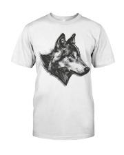Grey Wolf Classic T-Shirt thumbnail