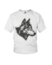 Grey Wolf Youth T-Shirt thumbnail