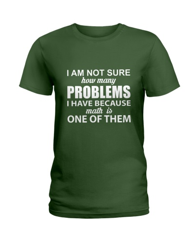 I'm Not Sure How Many Problems I Have