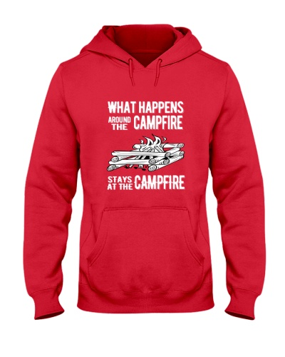 What Happens Around The Campfire